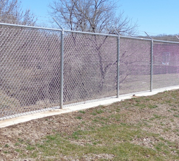 AFC Grand Island - Sports Fencing, Commercial - Chain Link - AFC-KC